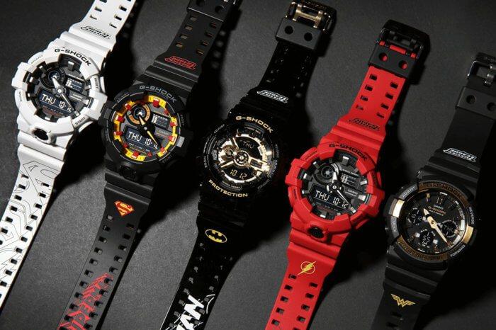 Đồng hồ Casio thể thao sở hữu thiết kế trẻ trung, năng động