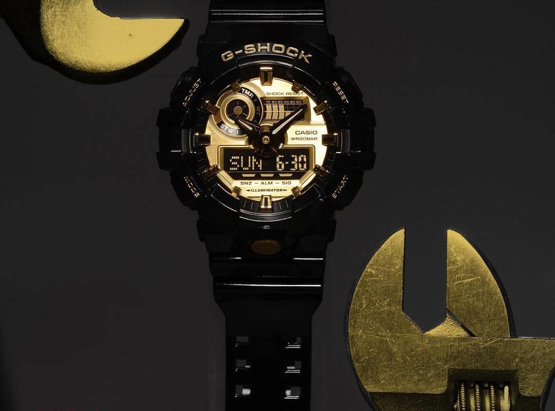 Đồng hồ kim kết hợp điện tử - sự độc đáo duy chỉ có tại đồng hồ Orient thể thao
