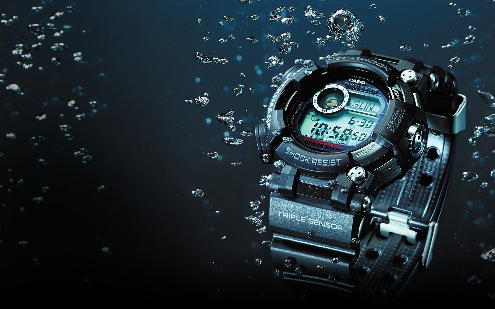 Từ A đến Z về đồng hồ Casio chống nước
