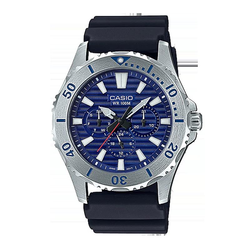 WR30, WR50, WR100, WR200,… là ký hiệu khả năng chống nước của đồng hồ