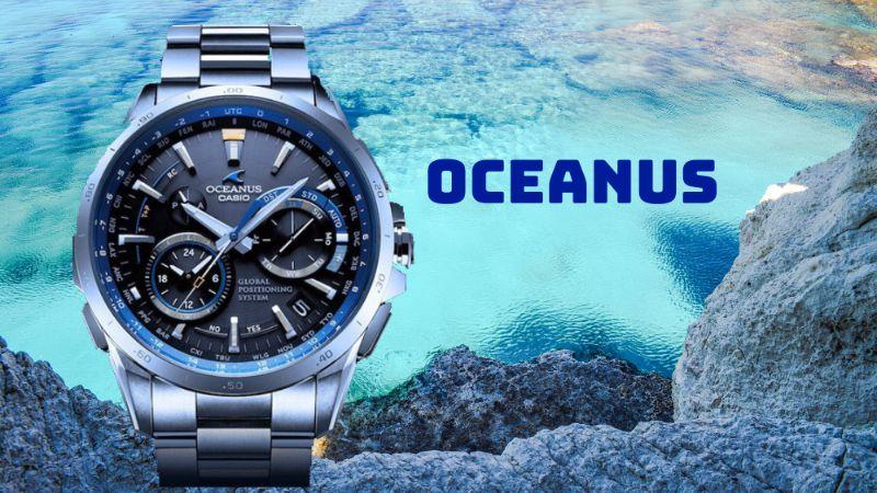 Thiết kế thời trang của đồng hồ Casio