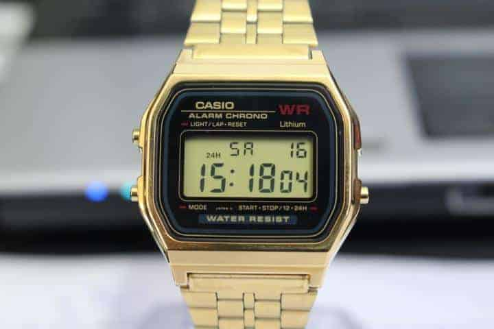 Casio A159WGEA-1DF