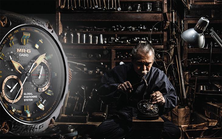 Những mẫu đồng hồ Casio đầu tiên được chế tác bởiTadao Kashio
