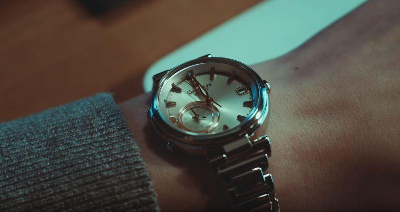 Đồng hồ Casio Sheen với chức năng Time Ring