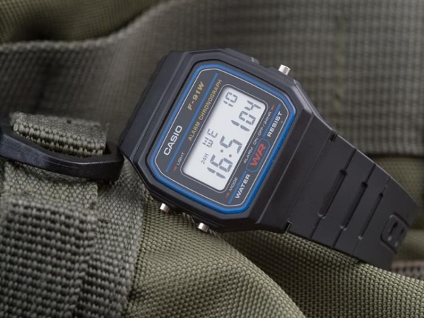 Đồng hồ Casio huyền thoại - kiệt tác không bao giờ bị lãng quên