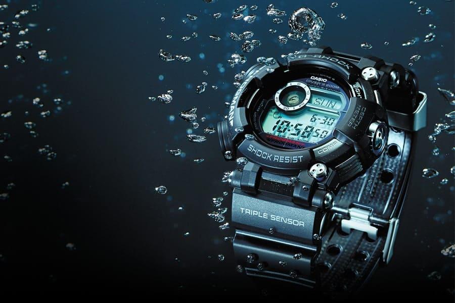 Đồng hồ Casio Water Resist có khả năng chống nước vượt trội