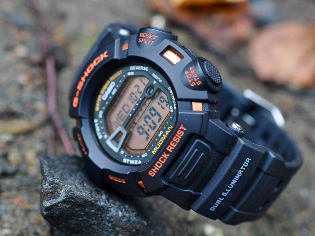 Đồng hồ Casio có khả năng chống nước mạnh mẽ 200m