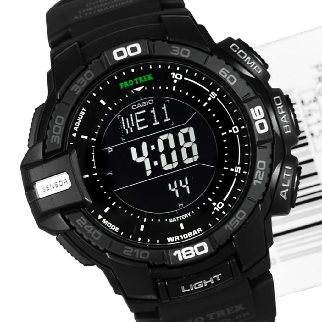 Vẻ ngoài ấn tượng của đồng hồ Casio Protrek