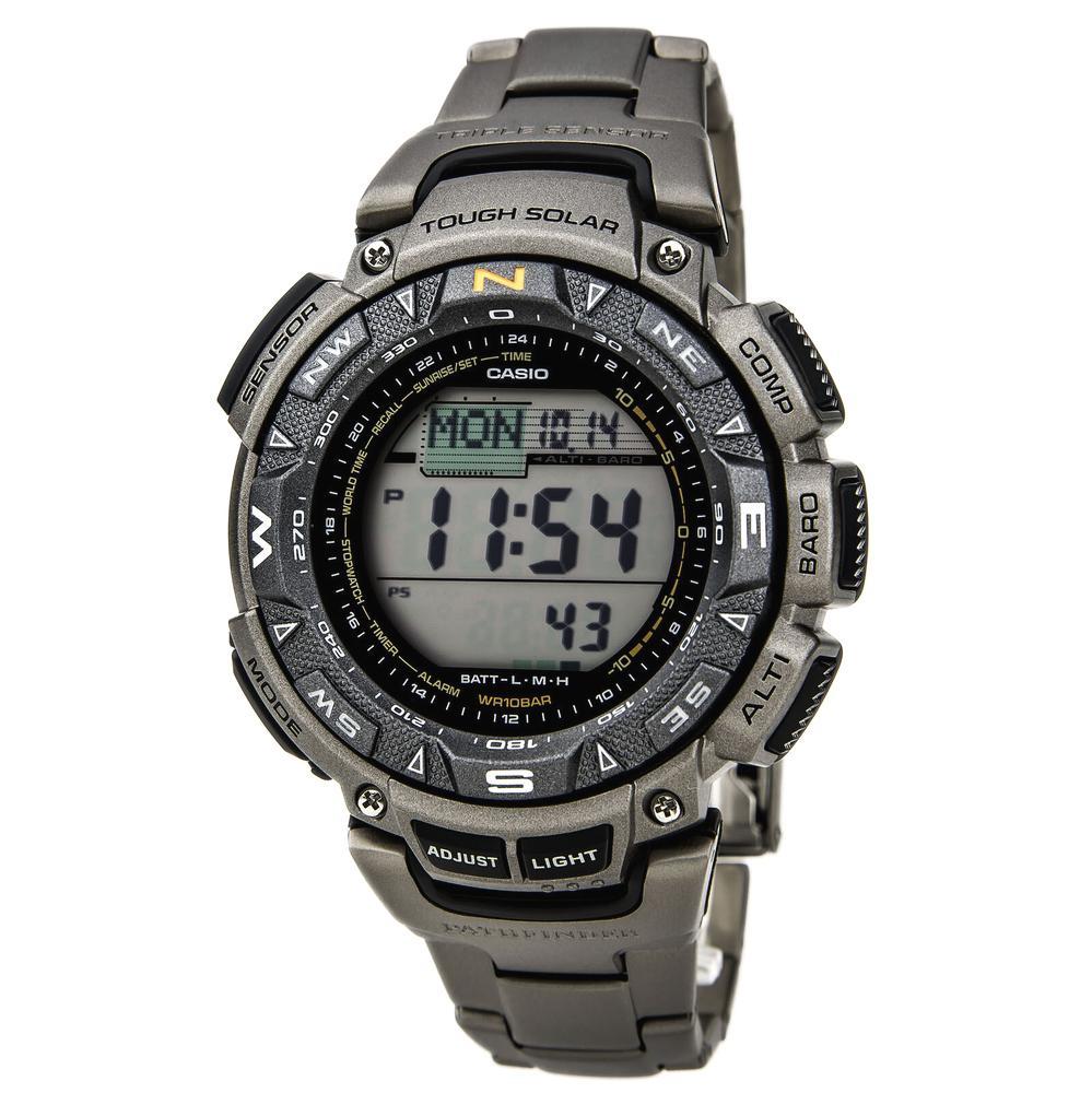 Thiết kế của đồng hồ Casio Protrek