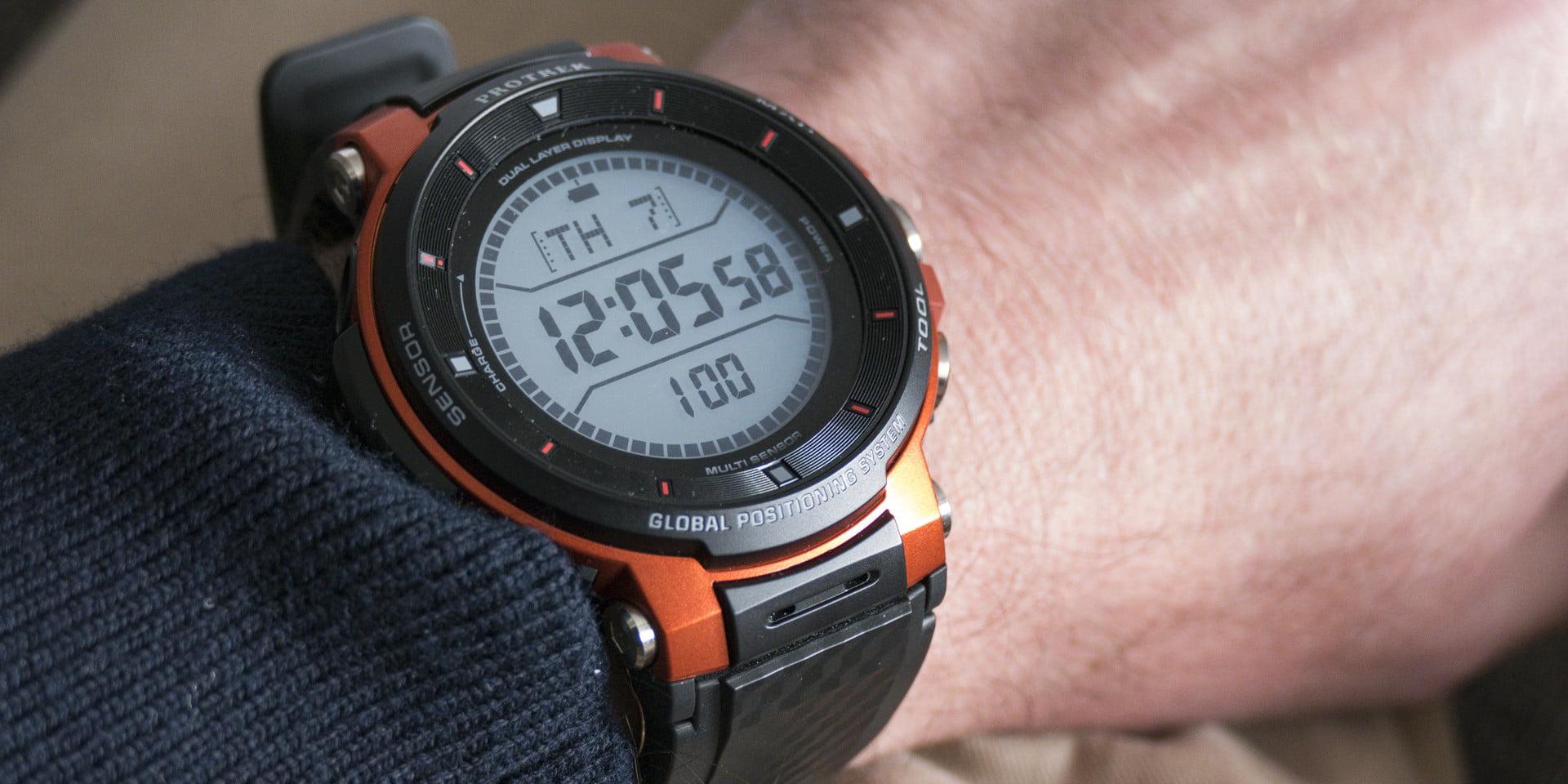 Đồng hồ Casio Protrek sở hữu nhiều tính năng nổi bật