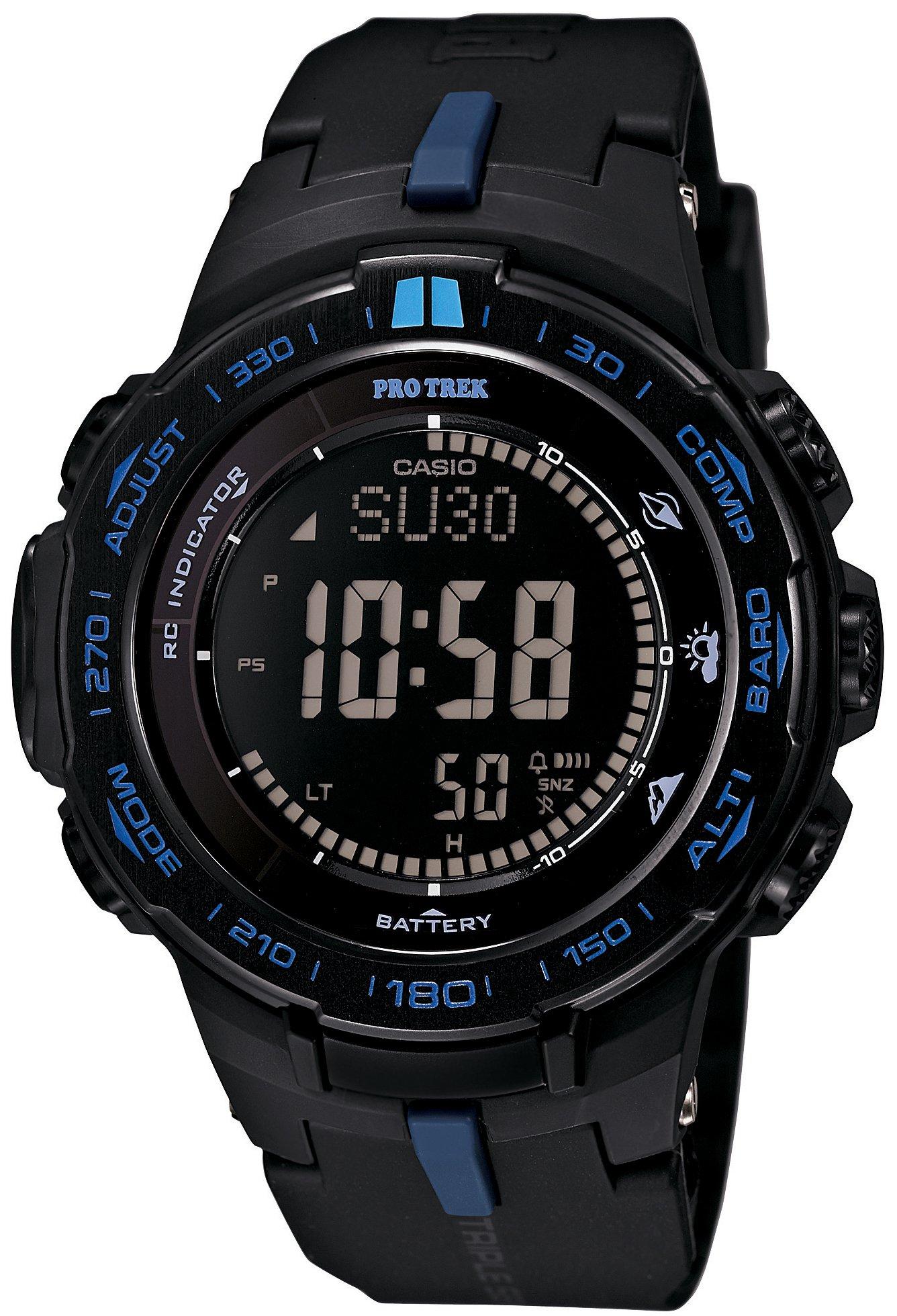 Công nghệ tiên tiến trên đồng hồ Casio Protrek