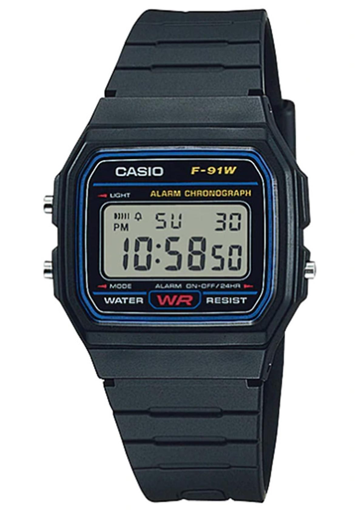 Ưu nhược điểm của đồng hồ Casio F- 91W