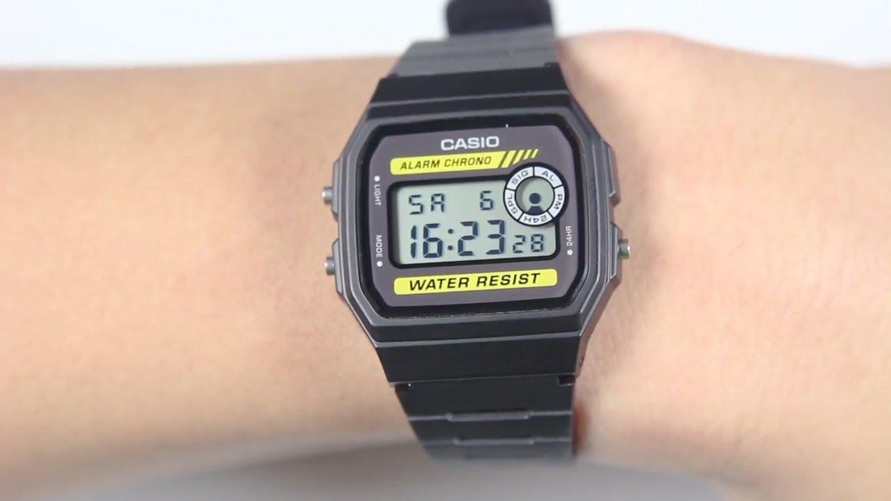 Tính năng của đồng hồ Casio F-94W