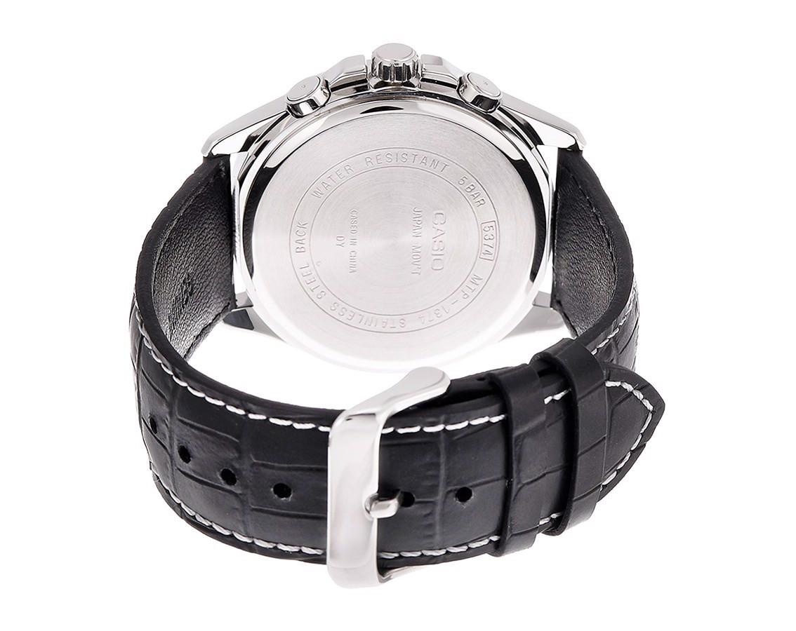 Vẻ đẹp cực nam tính của đồng hồ Casio MTP-1374L-1AVDF