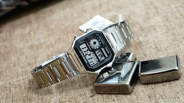 Thông tin cần biết về đồng hồ Casio Standard