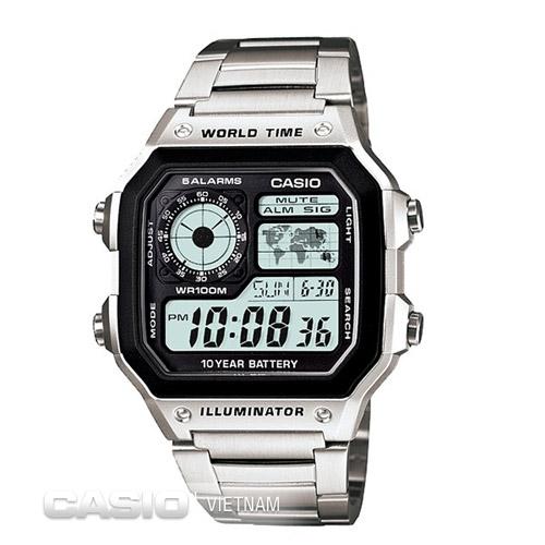 Đồng hồ Casio Standard 2 in 1