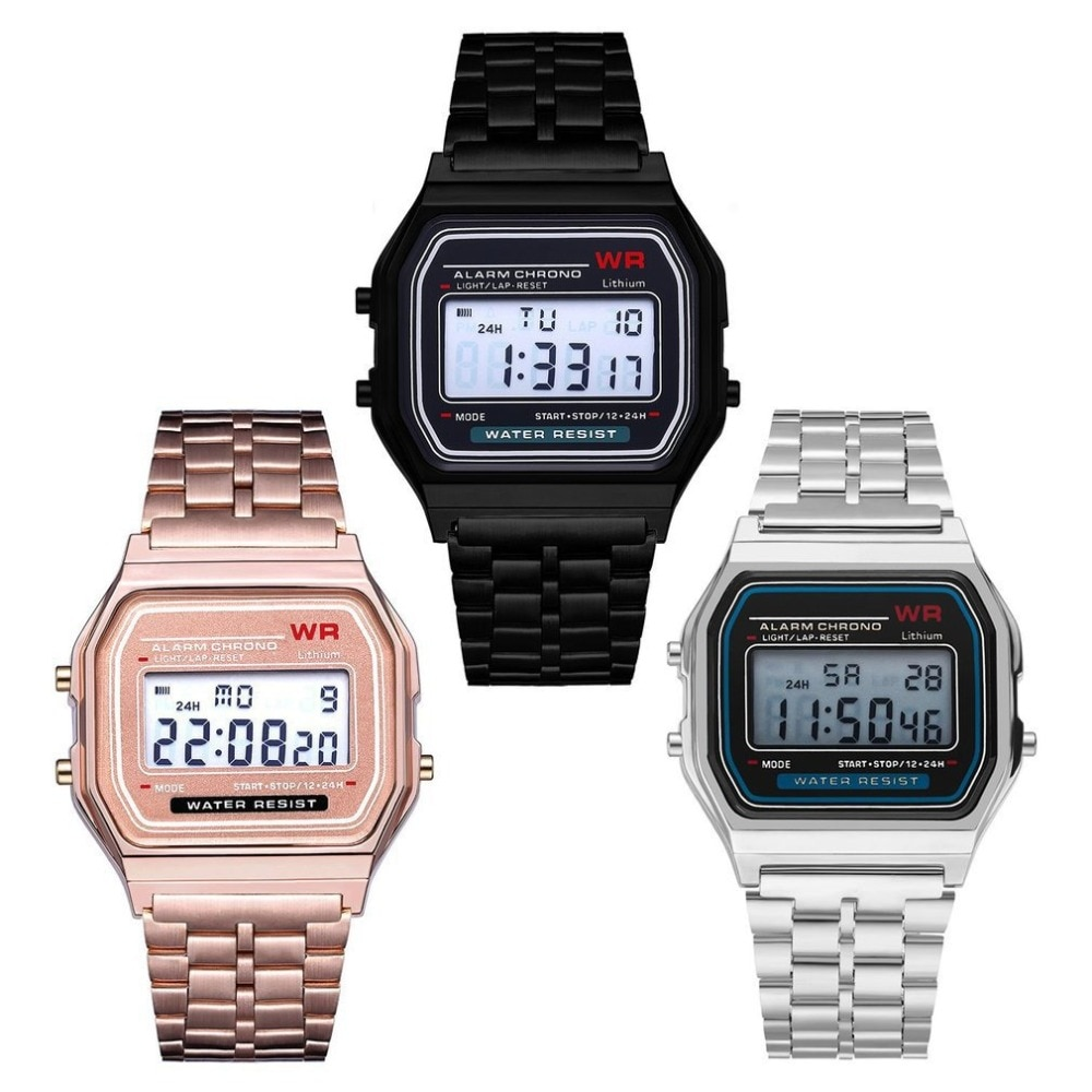 bộ sưu tập đồng hồ Casio Standard