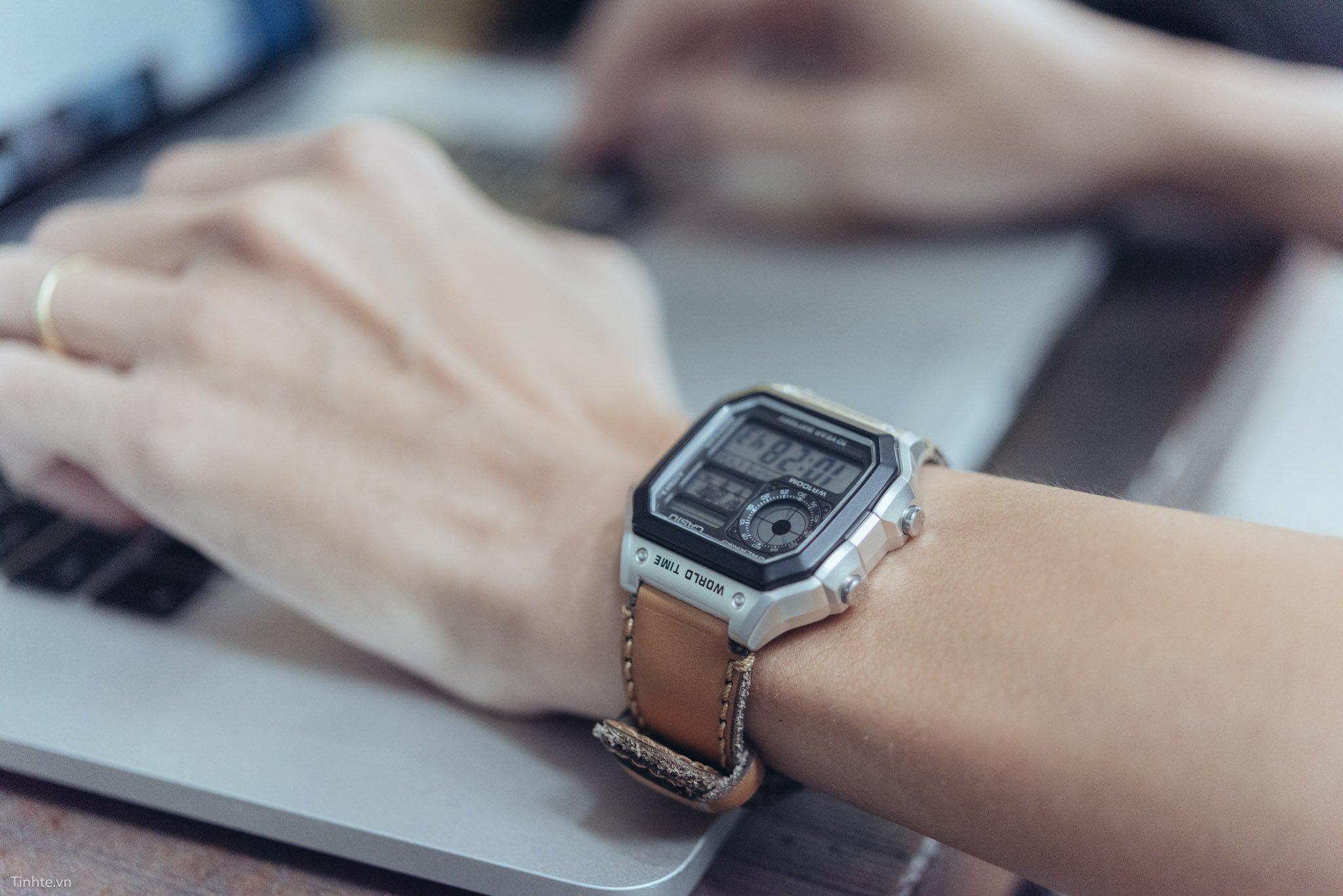 Tính năng của đồng hồ Casio AE1200WHD