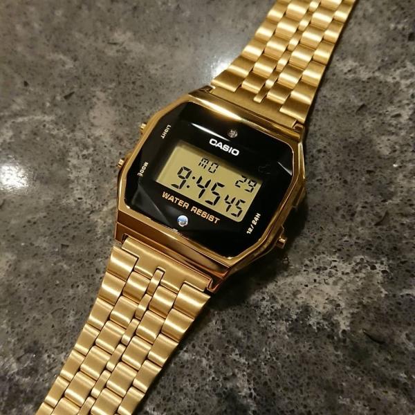 Đồng hồ Casio A159WGED-1DF