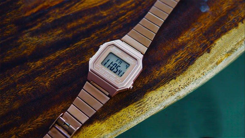 Đồng hồ Casio B650WC-5ADF kinh điển mà vẫn hợp thời trang