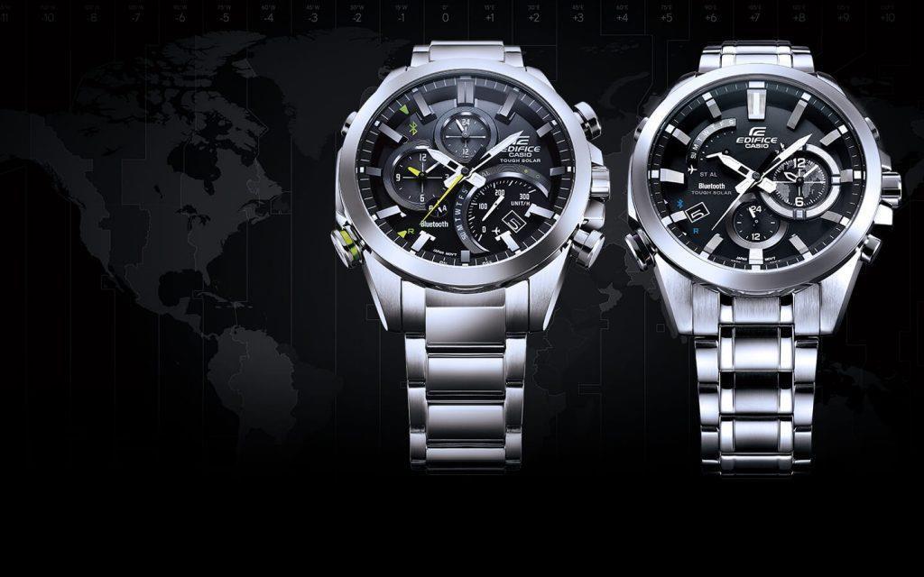 Đánh giá thiết kế đồng hồ Casio Edifice: Thể thao, nam tính