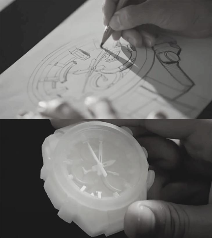Đồng hồ Casio Edifice: tỉ mỉ trong từng đường nét