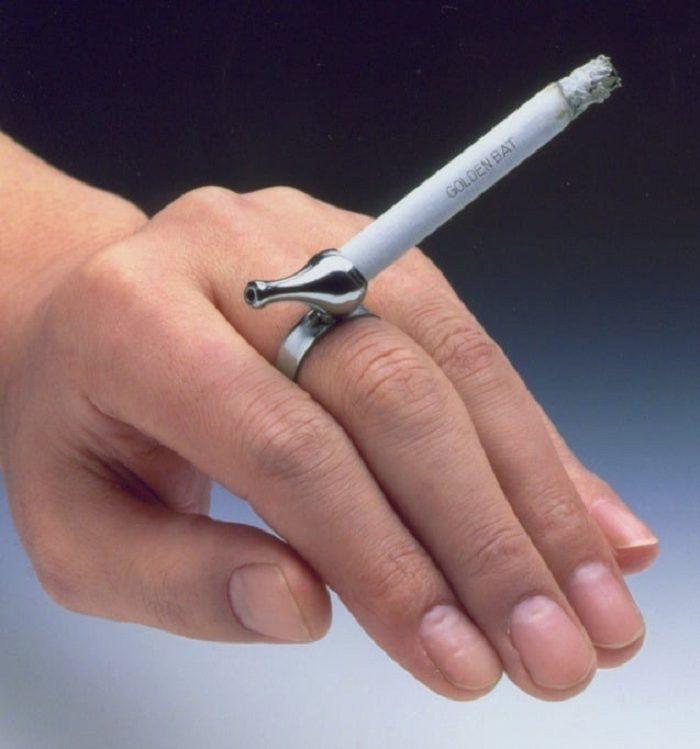 Đầu giữ điếu thuốc cho những tay chơi thực thụ của Casio