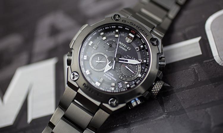 Casio G-shock: vô địch trong các thiết kế đồng hồ thể thao