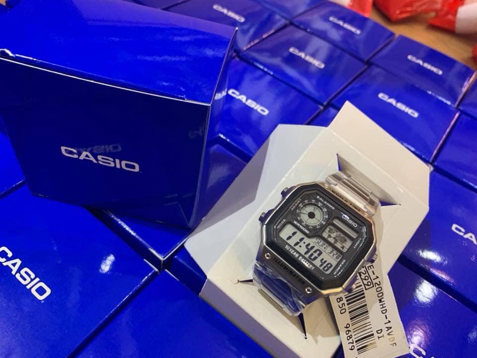 Lựa chọn địa chỉ uy tín cung cấp đồng hồ Casio