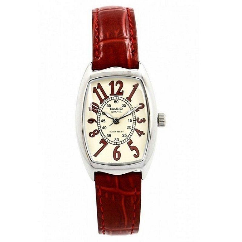 Thiết kế sành điệu của đồng hồ nữ Casio LTP 1208E-9B2DF