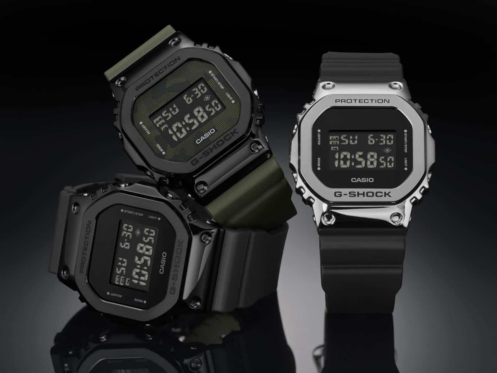 Những điều cần biết về đồng hồ Casio G-Shock