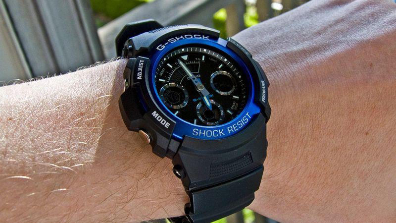 Cách phân biệt đồng hồ Casio G-Shock thật giả