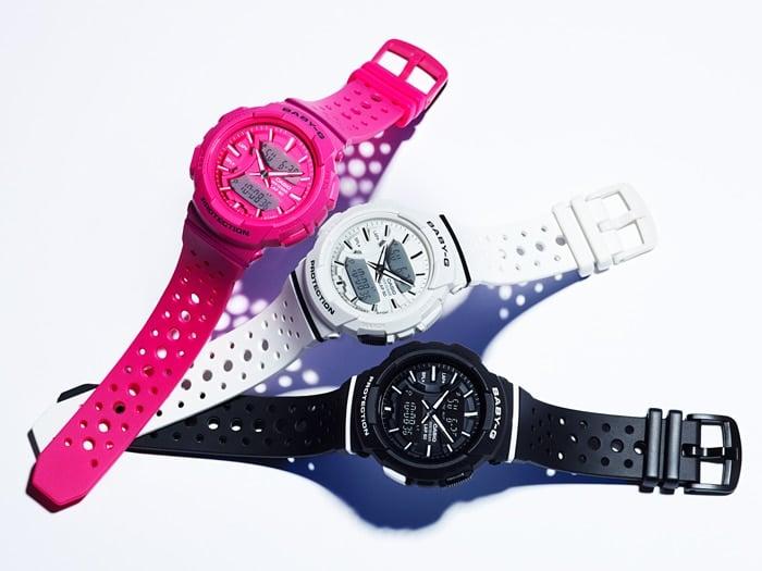 Đồng hồ Casio Baby G Nữ BGA-240-7ADR