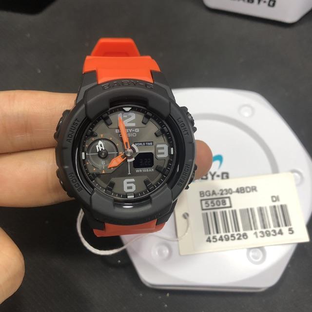 Đồng hồ Casio Baby G BGA-230-4BDR Nữ