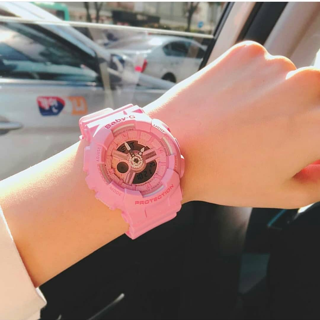 Đồng hồ Baby G Casio BA-110-4A1DR Nữ
