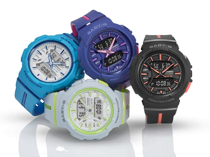 Đồng hồ Casio Nữ Baby G BGA-240L-7ADR