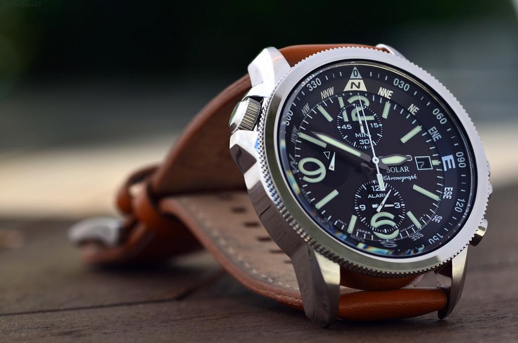 Seiko SSC081 Adventure-Solar Classic Watch Review - WatchReviewBlog