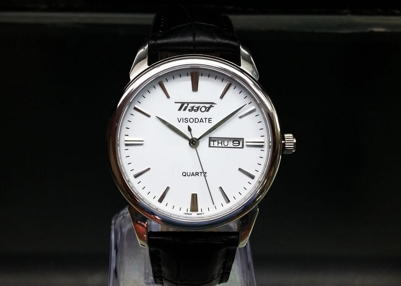 Đồng hồ Tissot Visodate - Đẳng cấp của quý ông thời thượng!