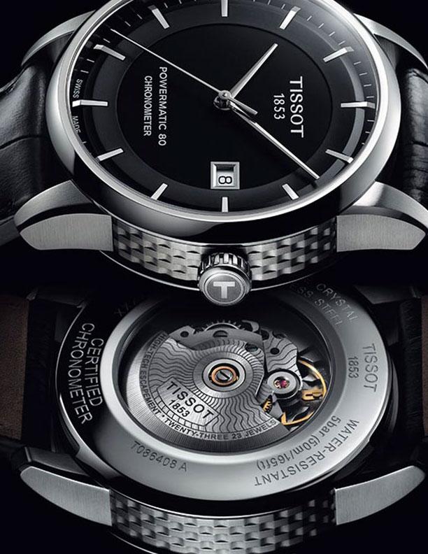 Tissot Luxury Automatic - Thế giới đồng hồ