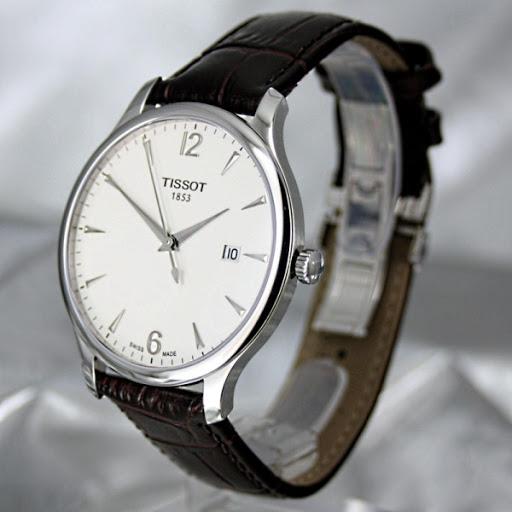 Đồng hồ Tissot T063.610.16.037.00 dây da