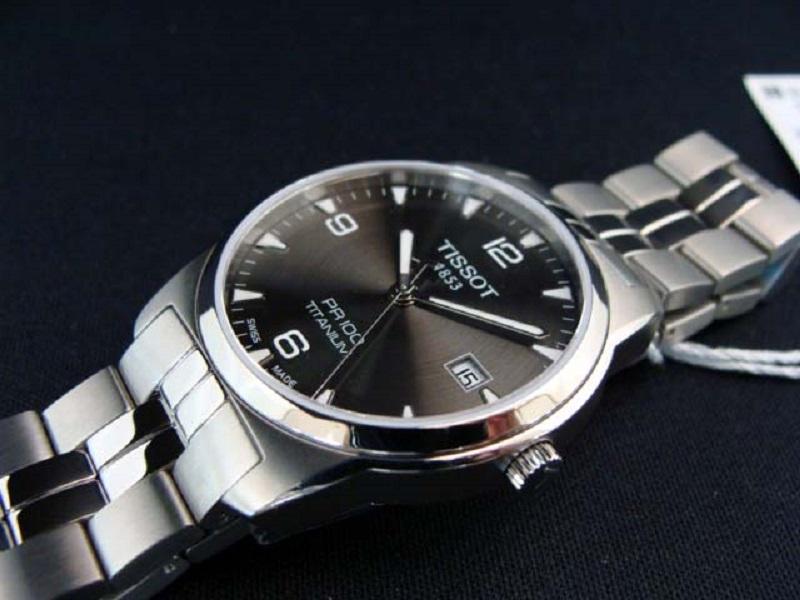 Đồng hồ Tissot PR100 chính hãng: Dấu ấn của sự thanh lịch