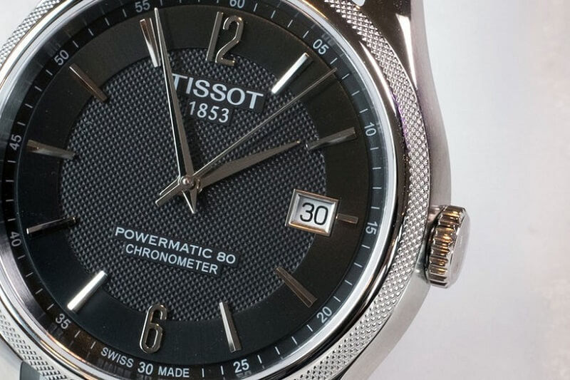 Đồng hồ Tissot Powermatic 80 Chronometer   Đồng hồ Tissot chính hãng