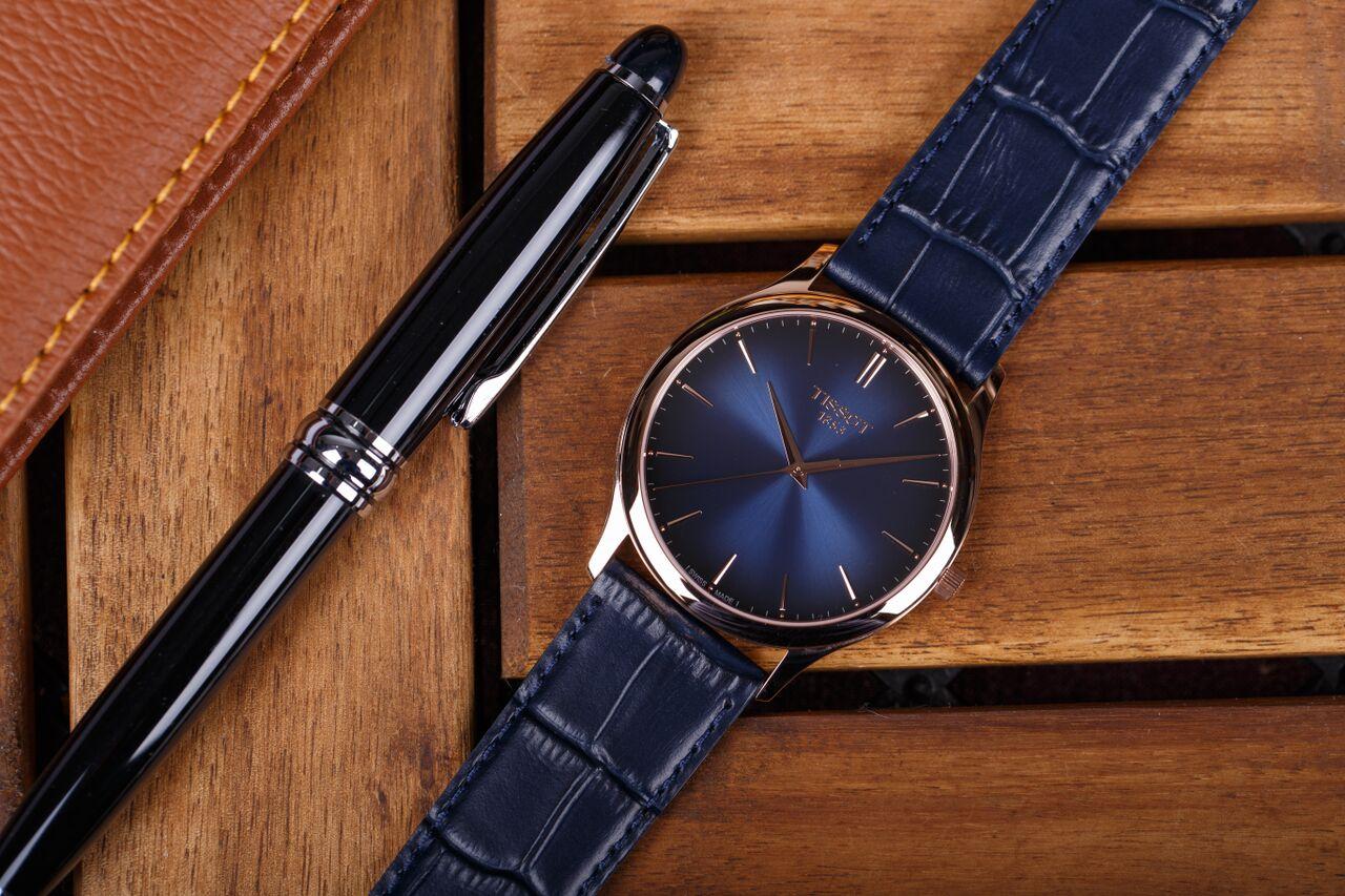 Cách phân biệt đồng hồ Tissot chính hãng hay hàng Fake | Tinh tế