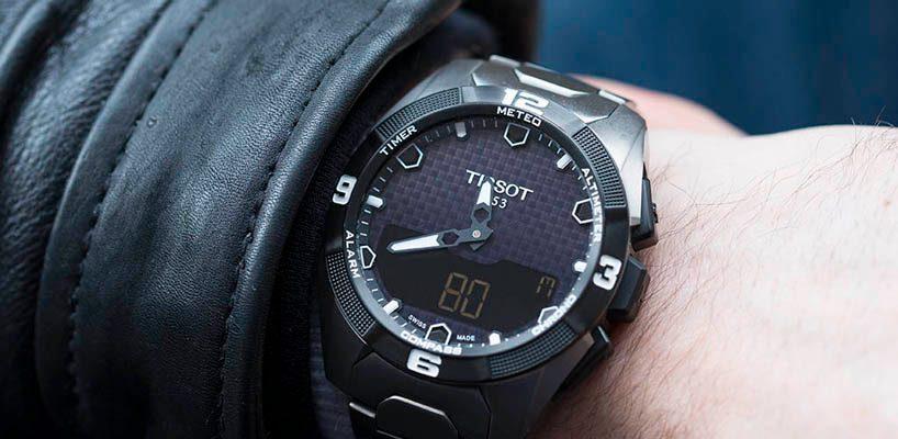Đồng hồ Tissot T-Touch Expert Solar - Nguồn năng lượng tiềm ẩn - Tissot  Swiss Made