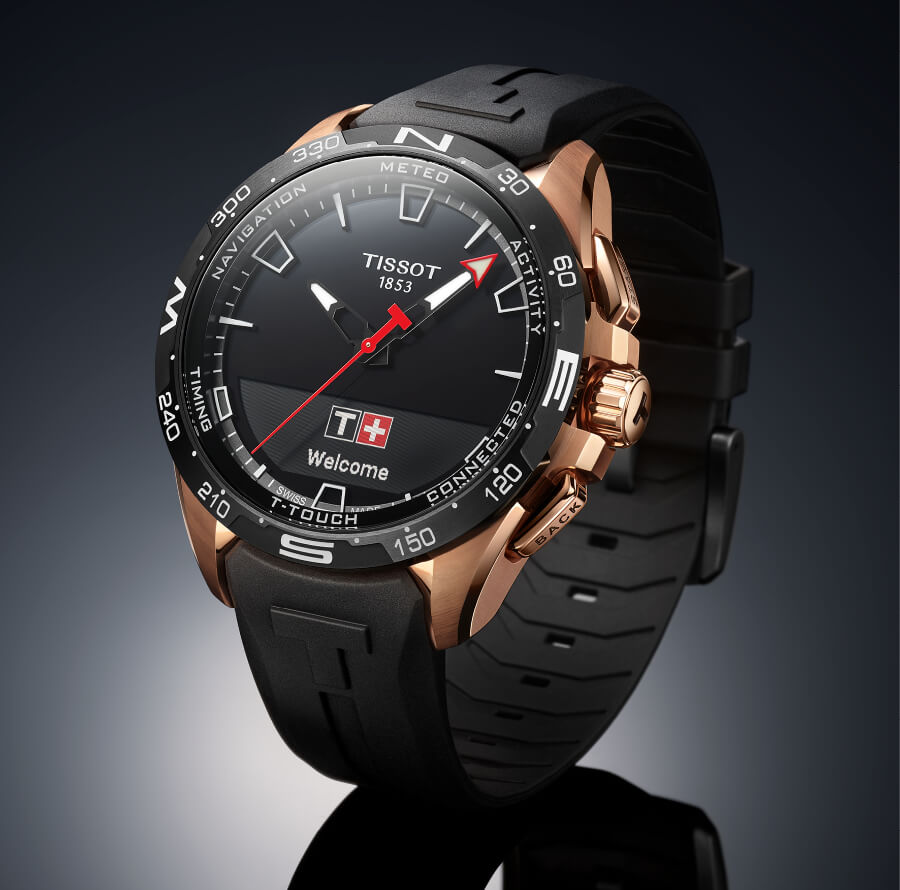 Tissot T-Touch Connect Solar (Price, Pictures and Specifications)
