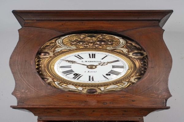 Mặt đồng hồ French Comtoise Grandfather Clock