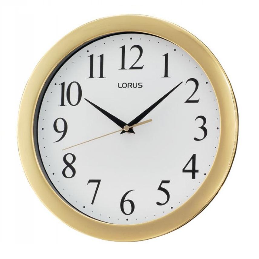Thương hiệu đồng hồ treo tường Lorus