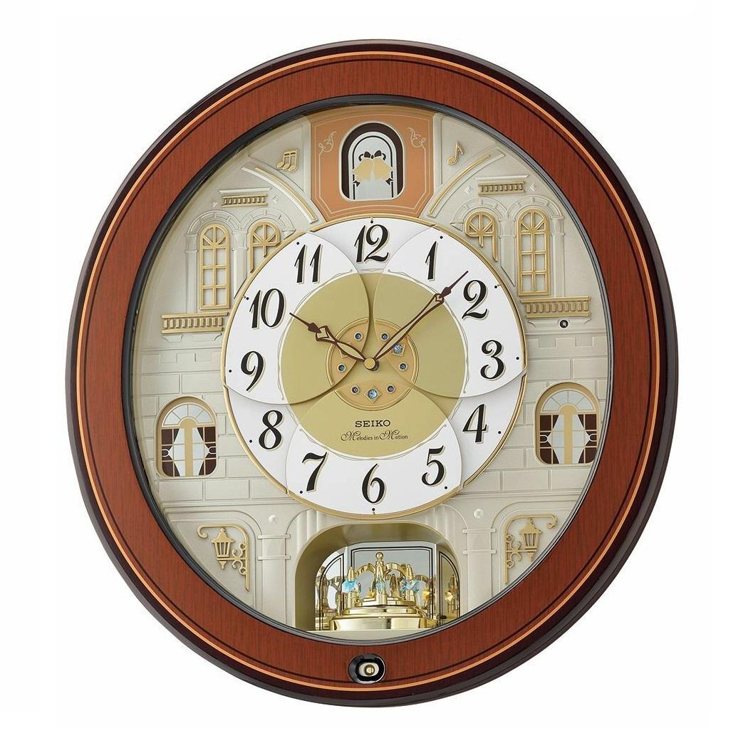 Đồng hồ treo tường Seiko QXM368B