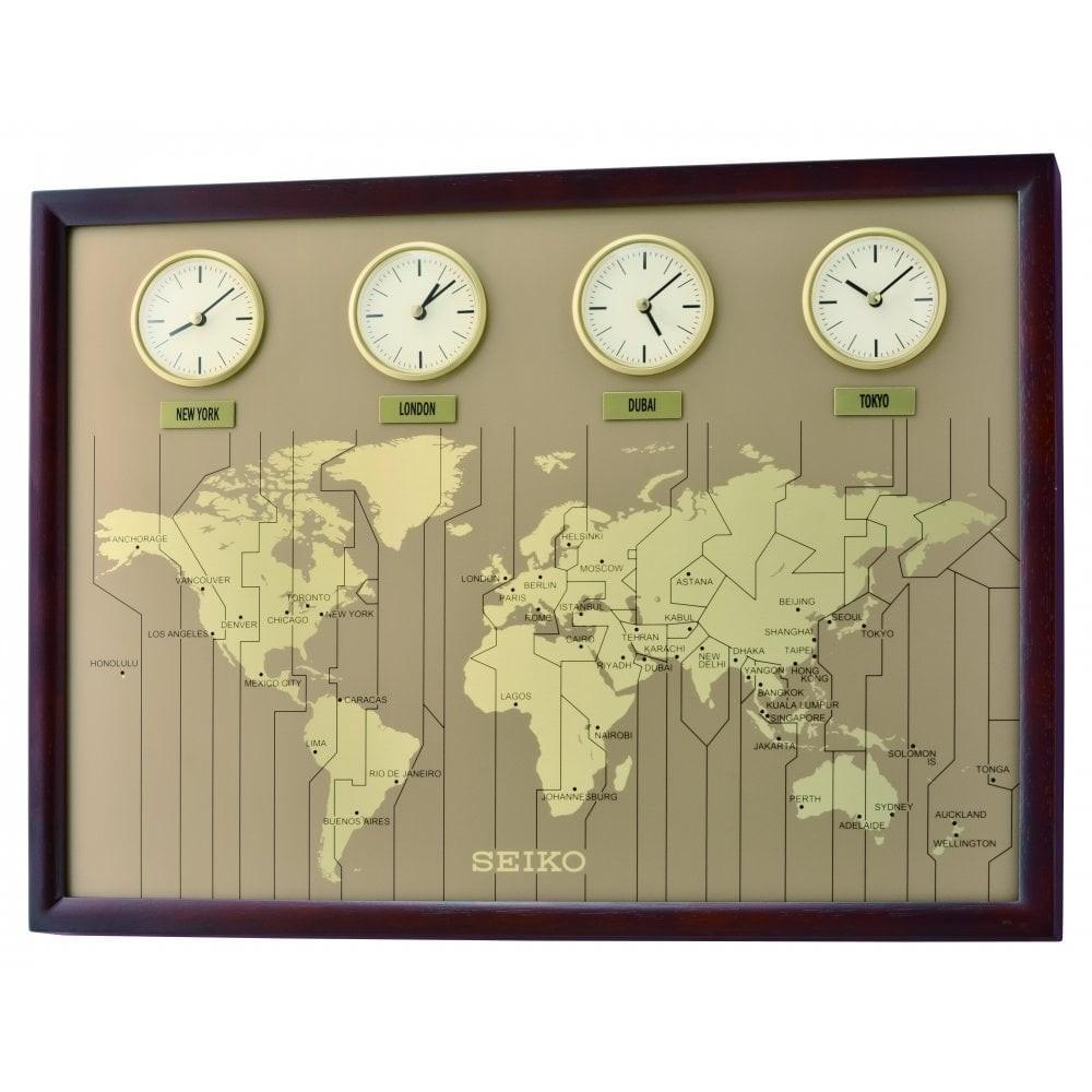 Đồng hồ treo tường Seiko QXA722B