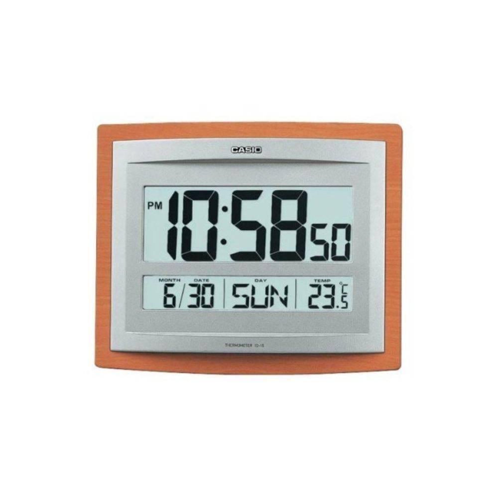 Đồng hồ treo tường điện tử Casio ID-15S-5DF